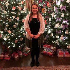 Kiera in the White House Library during the press Christmas party. #christmas #whitehouse #daughter #christmasparty by jimwatson113 #WhiteHouse #USA