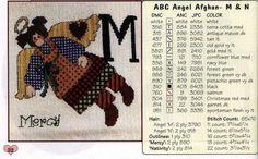 ABC Angel Afghan 21/46