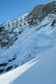 La Grave ~ Ski destination, 100% off piste and on the list