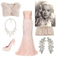 """Diana Dors"" by connie-collier-cain on Polyvore"