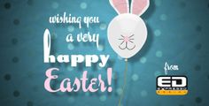 Looking for a Happy Easter Animation? Celebrate #Easter and the return of #Spring with our joyful template, lots of #bunnies and easter #eggs will spread happiness all around. The hunt is on!