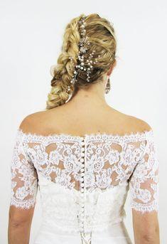 Styling tips voor je trouwjurk - In White Lace Wedding Dress, Wedding Dresses, Petticoats, Boho, Women, Fashion, Everything, Bride Dresses, Moda