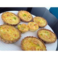 Quiches lowcarb de alho poró  #quichefit #quiche #lowcarb #lchf #instafood #fooddiary #foodpic #fitfood #getfit #dietaeterna #foconadieta by carolahn