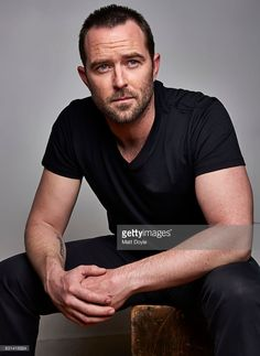Actor Sullivan Stapleton is photographed for Back Stage on April 13, 2016 in New York City.
