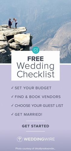 Wedding Checklist - Our free wedding planning checklist helps you manage your wedding details. The most complete wedding to-do list will keep you on track. Wedding To Do List, Free Wedding, Budget Wedding, Plan Your Wedding, Wedding Tips, Perfect Wedding, Wedding Planner, Summer Wedding, Wedding Ceremony