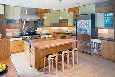 Modern Interiors and Architecture – Hulburd Design