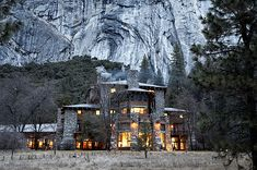 Ahwahnee Hotel, Yosemite -- [REPINNED by All Creatures Gift Shop]