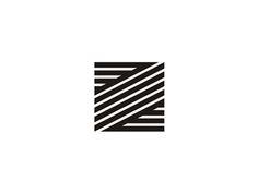 Z letter mark  logo design symbol by alex tass