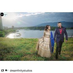 #Repost @dreamfinitystudios (@get_repost) ・・・ Jas + Jessi #jasandjessi2017  Photography by: >>> @dreamfinitystudios <<< Now booking for 2018/2019  Contact: 778-TO-DREAM  info@dreamfinitystudios.com Snapchat: dreamfinity  #jasandjessi2017  Photography:@dreamfinitystudios  Videography:@motionfilmsltd  Hair&Makeup:@pristineallurestudio  Jewelry: @parasfashions  Gold & Diamonds: @nandajewellers  Henna: @henna_by_sabina  Flowers: @sukisflowers DJ: @decibelvan @djupptown_ Venue…