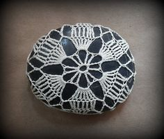 Hey, I found this really awesome Etsy listing at https://www.etsy.com/listing/213722257/folk-art-crochet-lace-stone-table
