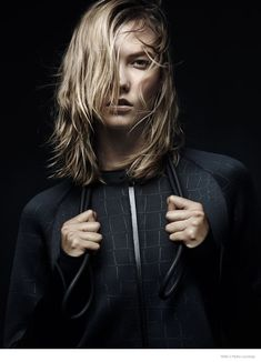 Nike x Pedro Lourenço--Activewear brand Nike is teaming up with Brazilian designer Pedro Lourenço for a line of activewear and shoes for modern women. Karl