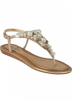 fdfdf37b0583b kate spade pearl sandal love them its all about the shoes pinterest  receptions  KateSpade