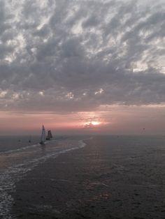 Aankomst veerboot Terschelling