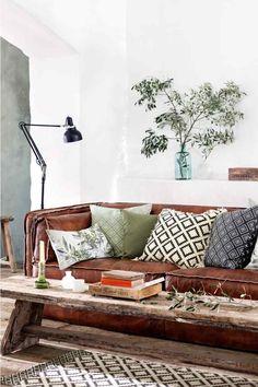 Lniana poszewka na poduszkę | H&M