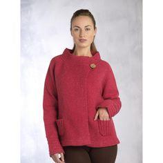 Beautiful Aran sweater