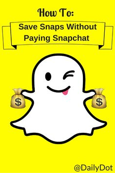 Snapchat wants you to pay 99 cents to replay Snaps. But there are ways to get around that.