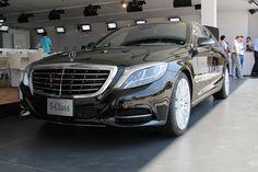 #MercedesBenz S500 Plug-In #Hybrid in 2013
