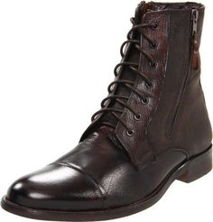 Kenneth Cole REACTION Men's Hit Men Boot Kenneth Cole REACTION. $124.15. Leather and textile. Manmade sole