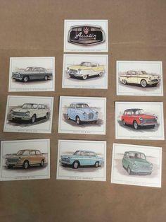≥ Austin collector cards - Automerken, Motoren en Formule 1 - Marktplaats.nl Collector Cards, The Collector, Made In Uk, Westminster, Tractor, Peugeot, Volkswagen, Bmw, Accessories