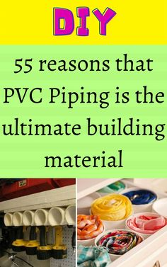 55 reasons that PVC Piping is the ultimate building material Diy Crafts For Girls, Diy Crafts For Home Decor, Crafts To Sell, Hacks Diy, Home Hacks, Diy Barbie Clothes, Pvc Pipe, A 17, Diy Beauty