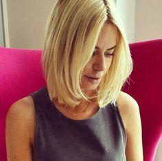 Love Caroline Stanbury & her hair!