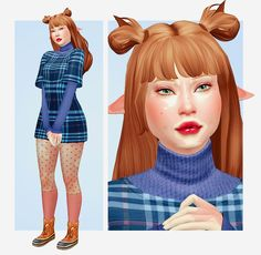 Sims 4 Mm Cc, Sims Four, Sims 4 Cas, My Sims, Maxis, Sims 4 Characters, Sims 4 Toddler, Sims 4 Clothing, Sims 4 Cc Finds