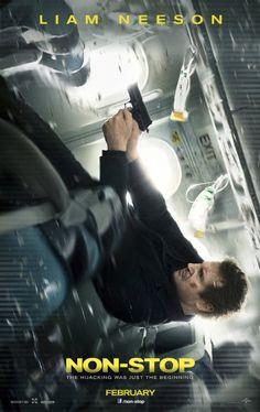 Nonstop (Sin escalas) (2014) Una clásica de Liam Neeson. Bien filmada, entretenida. Para pasar el rato está perfecta.