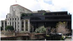 William Pereira Architect | Los Angeles Times West Building 1972 by architect William L. Pereira ...