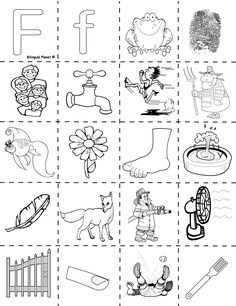 ​English  ABC Reproducible Vol.2 www.thelearningpatio.com The Learning Patio is a partner site of Bilingual Planet, providing Dual Language materials and activities for the classroom.
