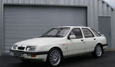 1987 FORD SIERRA 2.9 XR 4x4