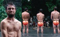 Daniel Radcliffe: Desnudo, otra vez.