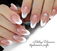 Nailart, Beauty, Maya, Basic Colors, Half Moon Manicure, Twists, Beautiful Patterns, Beleza, Cosmetology