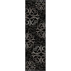 Better Homes and Gardens Iron Fleur Area Rug or Runner Rugs