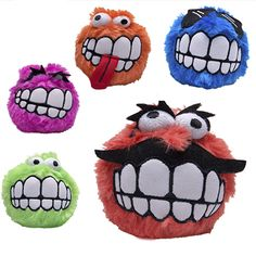 Home :: Shop Dogs :: Toys :: Plush Toys :: Rogz Fluffy Grinz