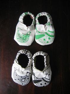 #Chooks Baby Shoes
