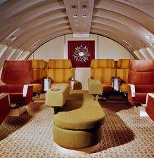 Braniff 747 Lounge