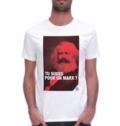 Tee-shirt Tu suces pour un marx rouge Des Fists et des lettres Monsieur Tshirt, Tee Shirt Homme, Tee Shirts, Tees, Tank Man, Graphic Sweatshirt, Sweatshirts, Mens Tops, Fashion