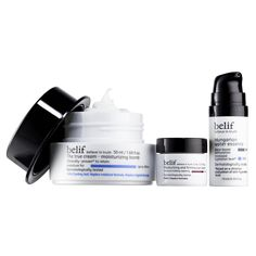 007ca0b4edc8 Shop belief s Don t Be Flaky Gift Set at Sephora. This holiday trio  features a moisturizer and a K-beauty regimen to keep skin soft