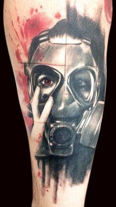 Tattoo Artist - Adam Kremer