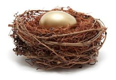 Stock Photo : Golden egg in nest Royalty Free Images, Nest, Eggs, Concept, Stock Photos, Gray Hair, Money Tips, Pictures, Colors