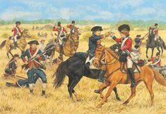 Revolutionary War Battles, American Revolutionary War, American War, American History, American Soldiers, Military Love, Military Art, Military History, Independence War