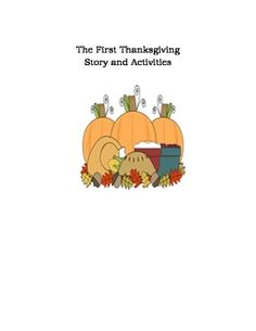 A free packet about the story of the first thanksgiving.  Your students will read the story and write down notes in an outline format.  A writing and sequence activity is included.Enjoy and Happy Thanksgiving!