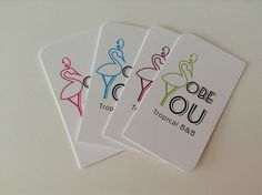 Sobe you! cards (Front)