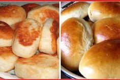 """Aluat """"înmuiat"""" - o adevărată minune! Chiflele vor rămâne proaspete timp de 2 săptămâni! - Bucatarul Hot Dog Buns, Hot Dogs, Top 5, Everyday Food, Cooking Recipes, Bread, Home, Food, Russian Cuisine"""