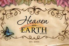 Heaven and Earth Designs Pin