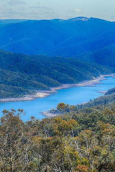 The Thomson Dam is located in Gippsland Australia. The Thomson supplies 60% of melbourne's drinking water. The Thomson is a great place for a day trip exploring the bush surrounds and barbecuing with friends