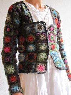 fab-u-lous floral squares...
