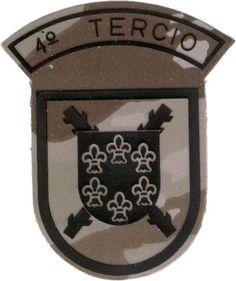"""Tercio """"Alejandro Farnesio"""" IV de la Legión"""