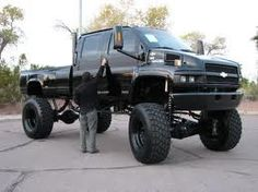 This Is The Truck I Would Like To Have Chevy 4x4 Lifted Trucks