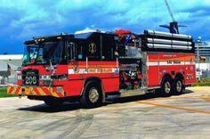 ◆Port Everglades, FL FD Engine 206 - 2014 Pierce Quantum Pumper◆